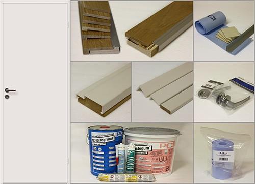 ovi kynnykset listat karmit vesieriste PCI silikoni tiivistemassa pohjuste primer vesieristenauha